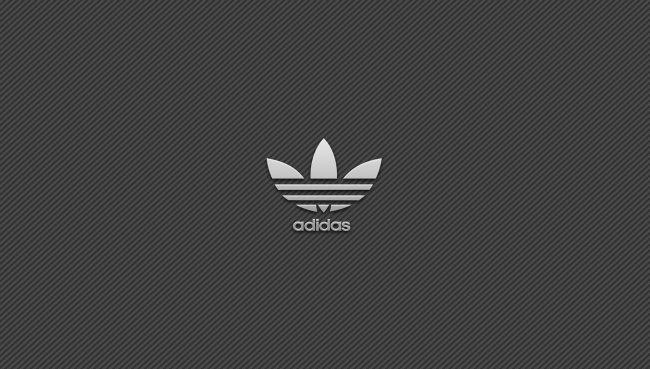 Just Adidas Logotype