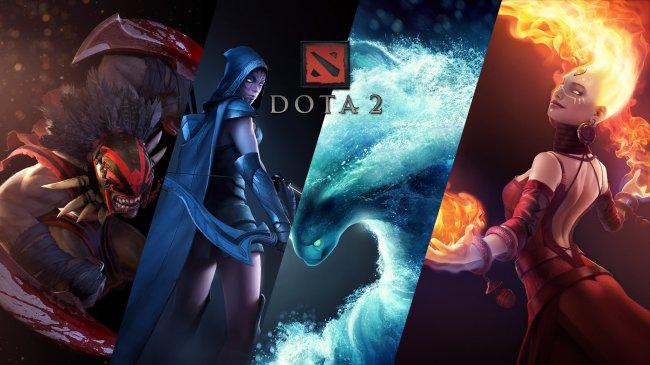 Герои и персонажи игры Dota 2