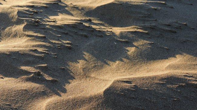 Пляжный песок
