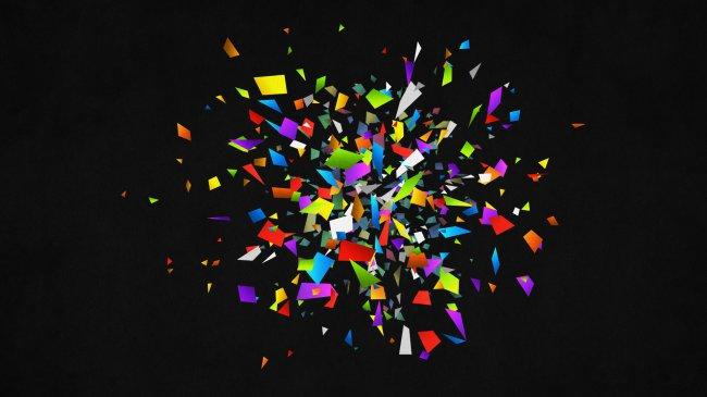 Абстрактные частицы