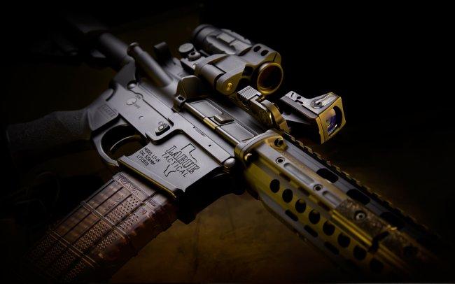 Штурмовая винтовка Larue Tactical