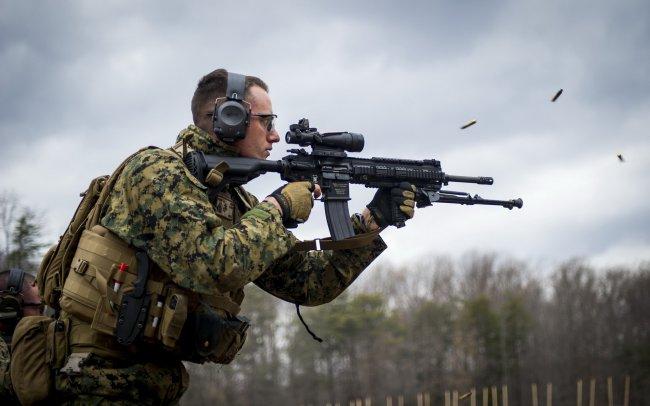 Штурмовая винтовка М27