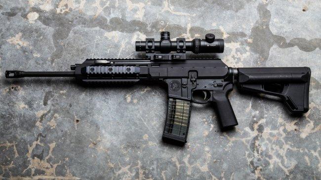 Штурмовая винтовка m4