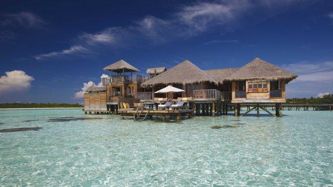 Гили Ланкафуши на Мальдивах