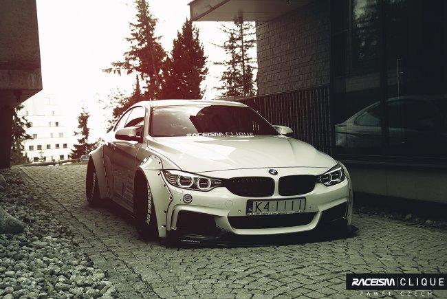 BMW F32 435I