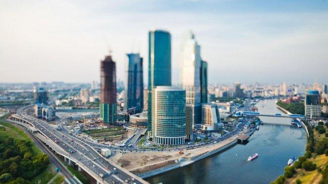 Москва-Сити - Московский международный деловой центр