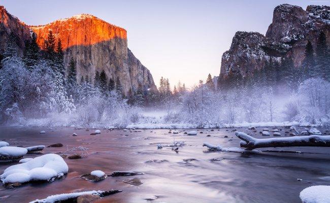 Долина Йосемити, Калифорния