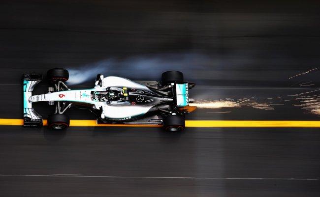 Болид Формулы 1, Нико Росберг