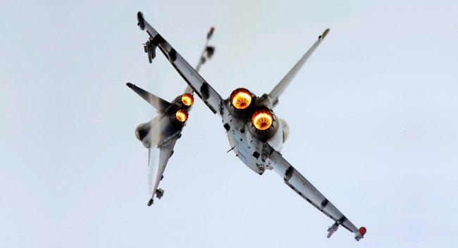 Многоцелевой истребитель Dassault Mirage 2000