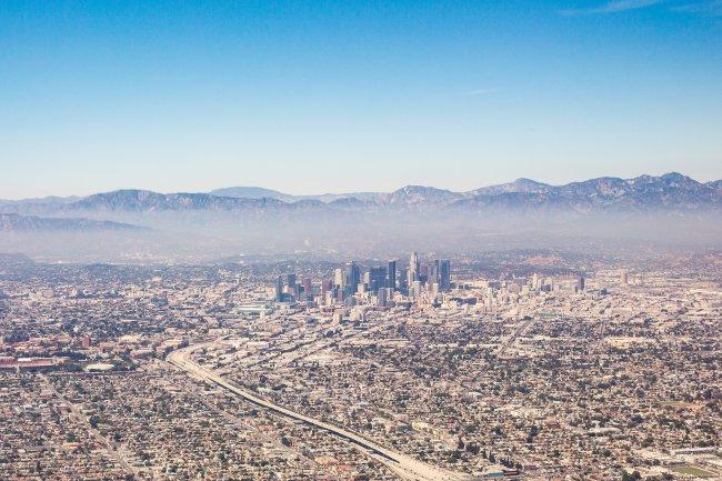 Город Лос-Анджелес, Калифорния
