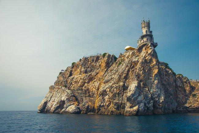 Памятник архитектуры Ласточкино гнездо, Крым