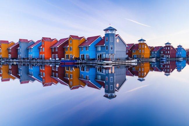 Город Хугкерк, Гронинген, Нидерланды