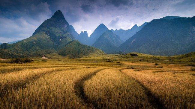 Гора Фаншипан во Вьетнаме