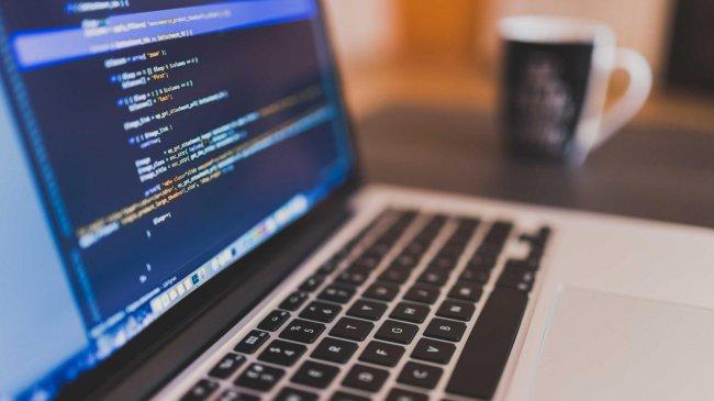 Программирование на ноутбуке