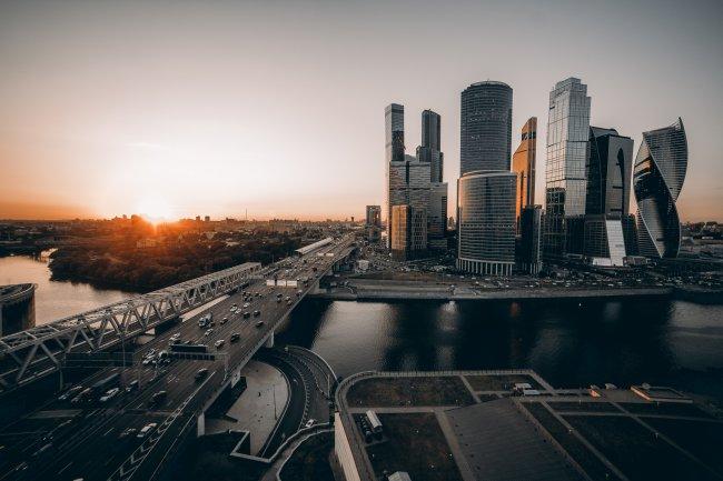 Московский международный деловой центр, Москва-Сити