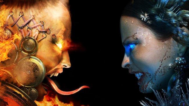 Огонь и Лёд (Blood Magic)
