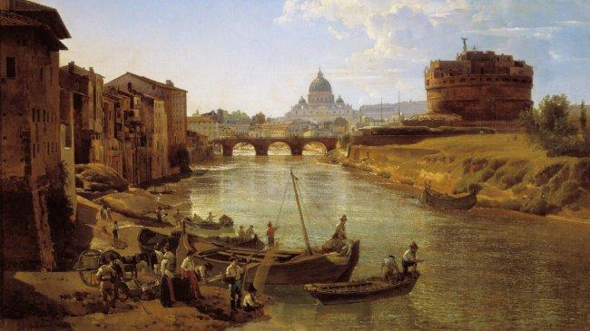 Новый Рим (Щедрин С.Ф.)