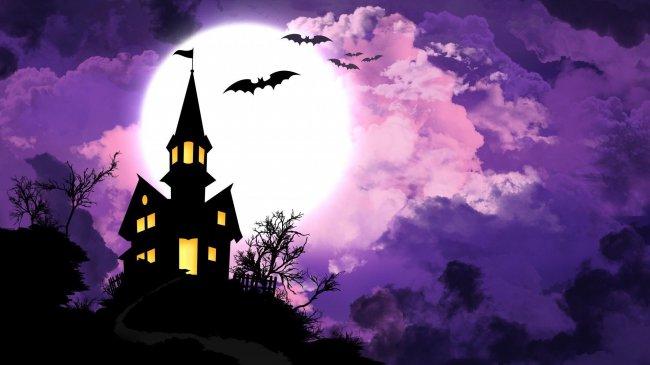 Ночь перед Хэллоуином