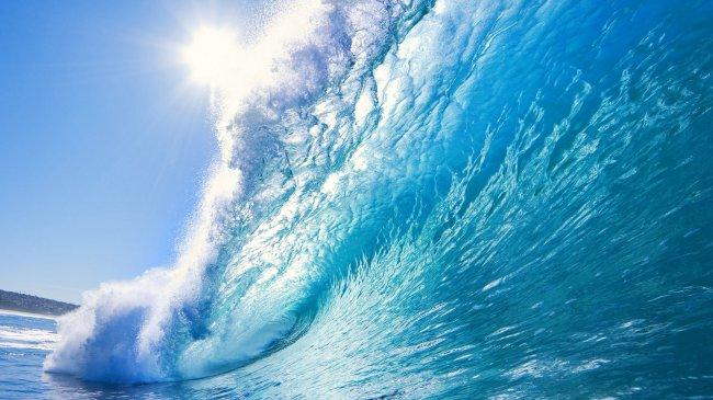 Закрученная волна