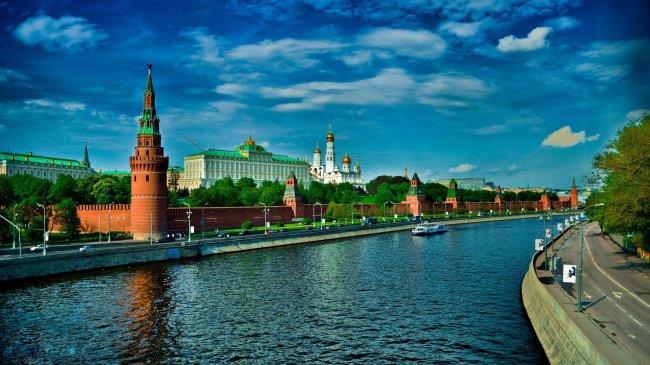 Москва река