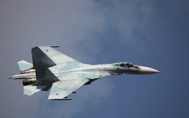 Sukhoi Su-27SM3