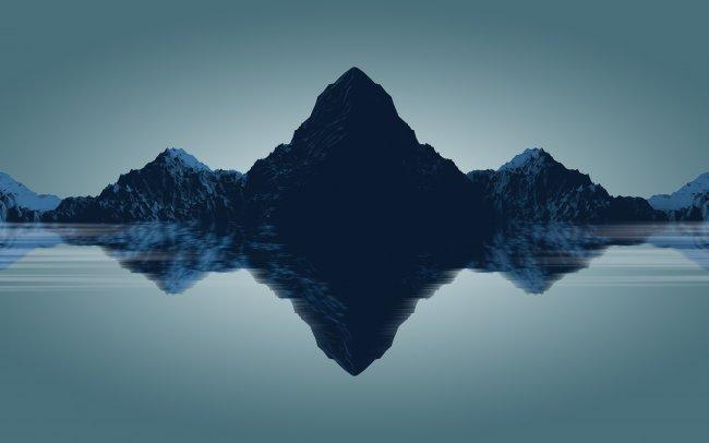 Художественные горы