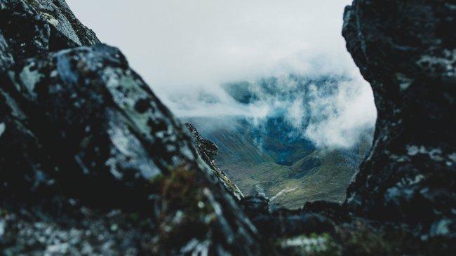 Горный туман