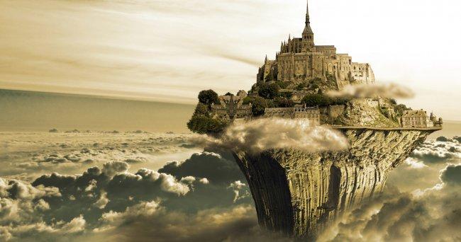 Летающий замок