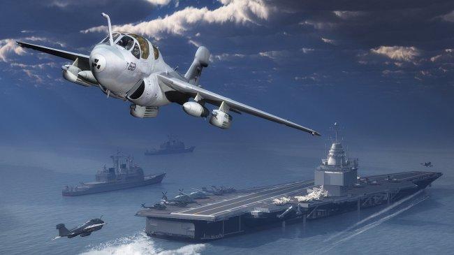 Northrop Grumman EA-6B Grumman