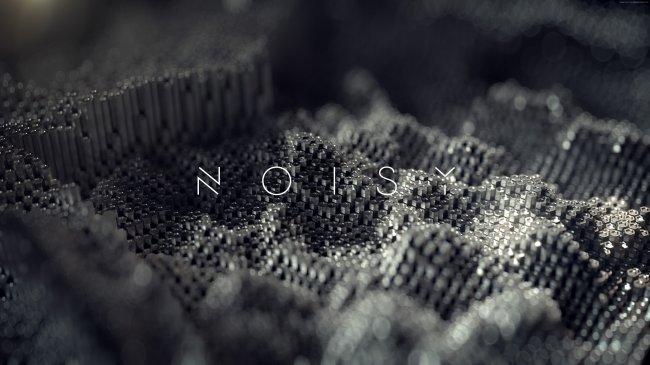 Noisy by Alexander Eskin