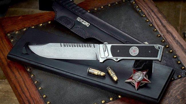 К 70-летию дня Победы нож