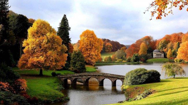 Осень в Новой Англии, Беннингтон