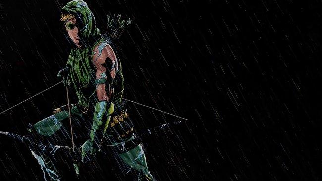 Зелёная стрела (Оливер Куин)