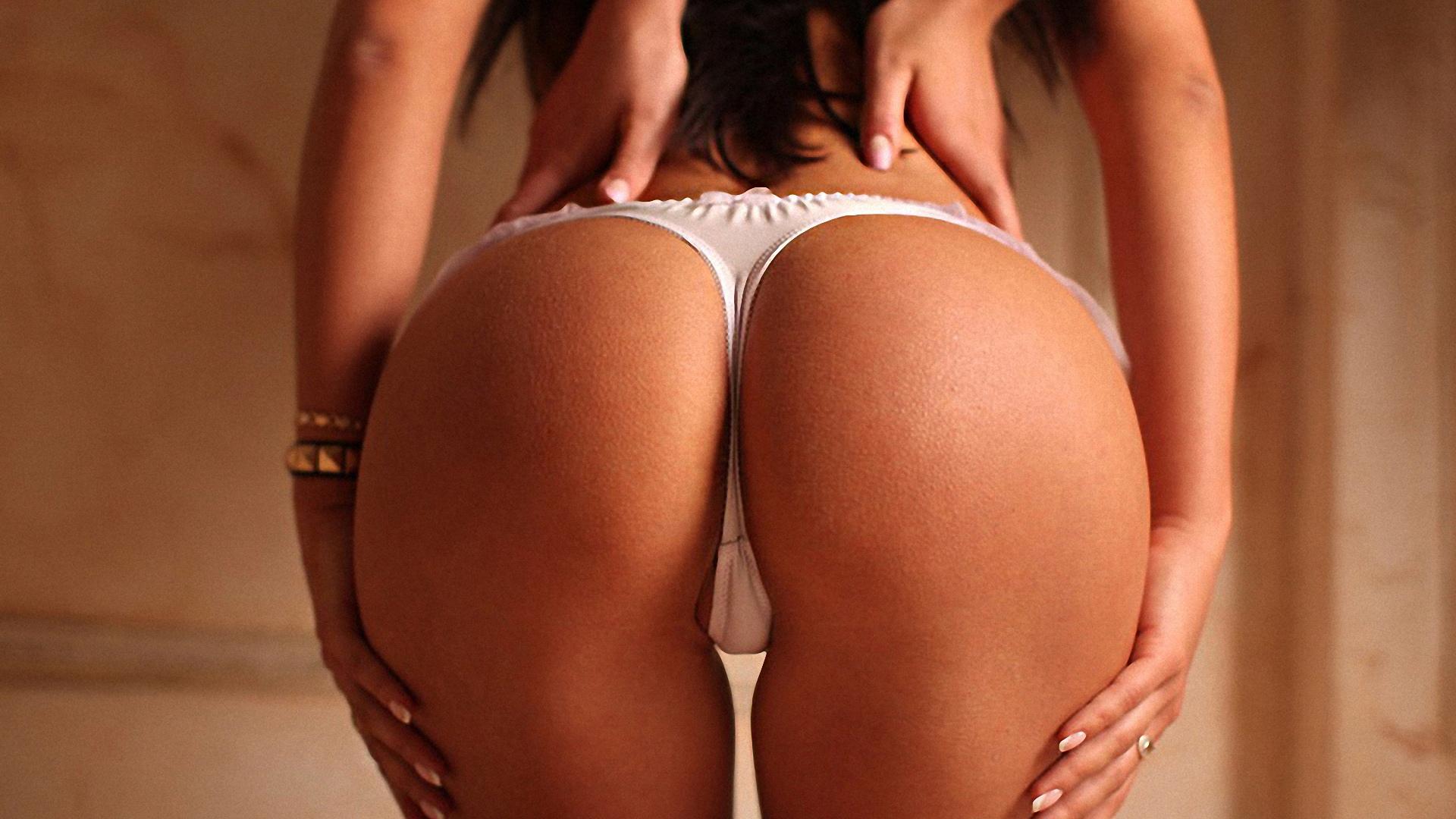 порно девушки в стрингах красивая задницы что она ногами