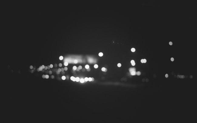 Блики ночного света