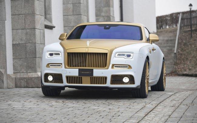 Rolls Royce Wraith Palm