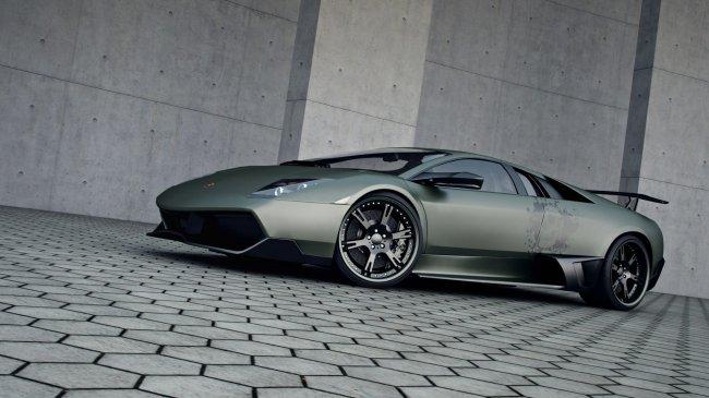 Lamborghini Murcielago IP720