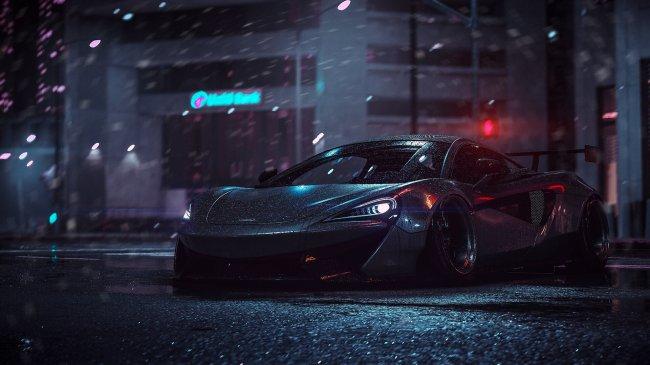McLaren 570S из игры Need for Speed