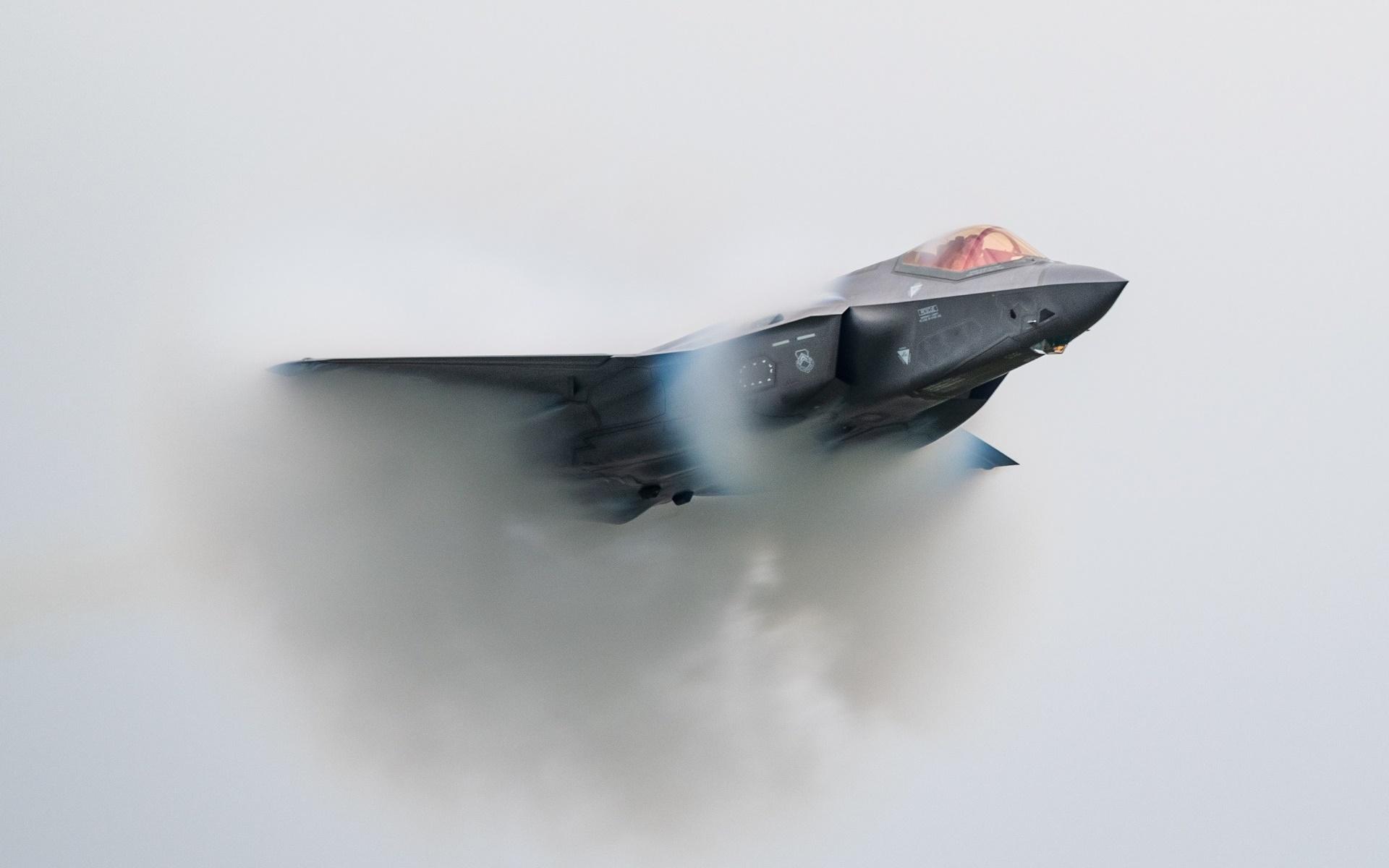 Обои «лайтнинг» ii, F-35, Lockheed, Самолёт. Авиация foto 12