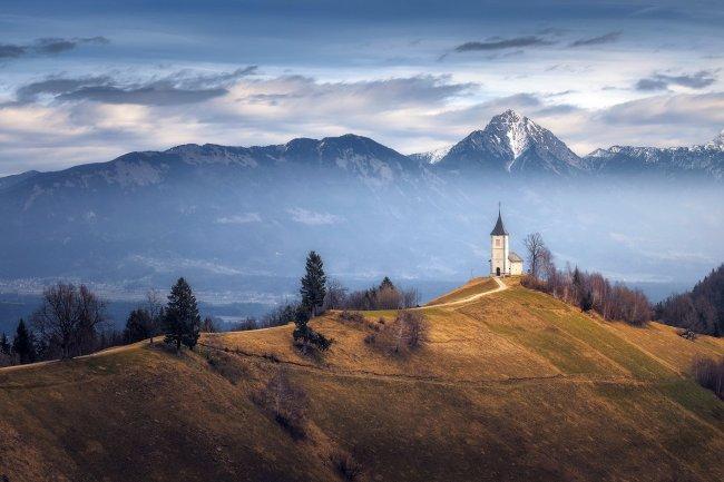 Церковь Св. Примуса и Фелициана, Ямник, Словения