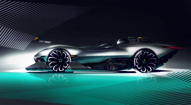 Aston Martin Vulcan by Robert Kovacs