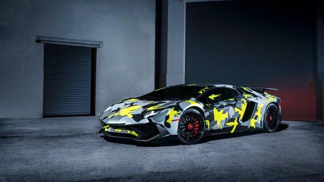Lamborghini Aventador ip-750-4