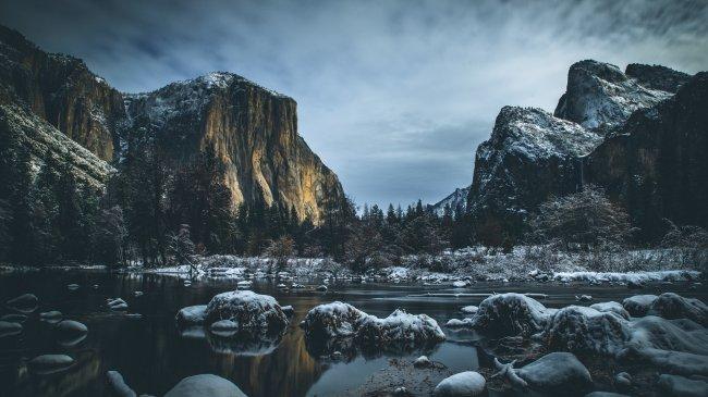 Национальный парк Йосемити, by Casey Horner
