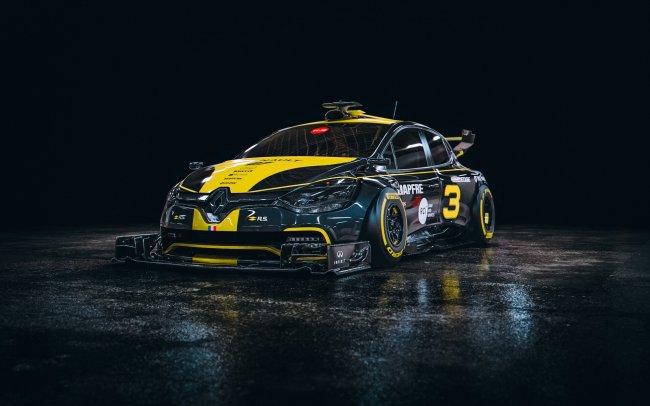 Renault F1: DtoS Clio