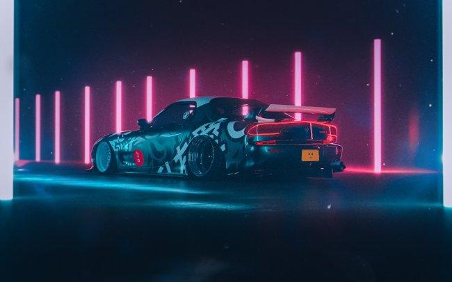 Mazda RX-7 IssaVIBE