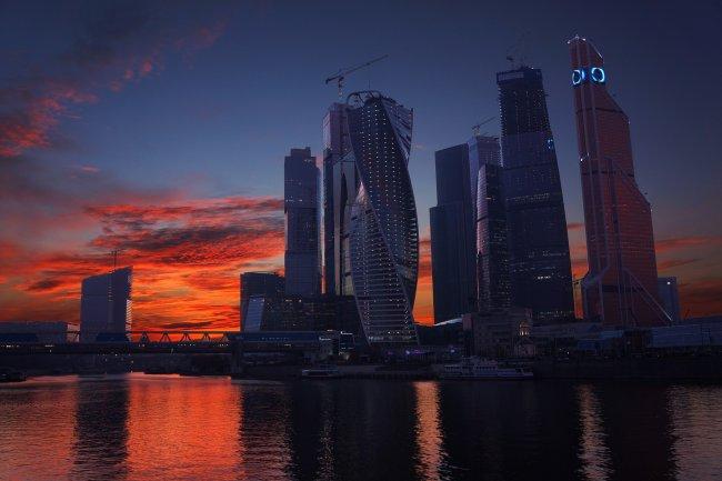 Москва-Сити, Россия