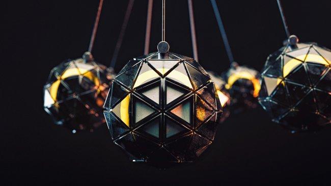 Полигональные геометрические шары