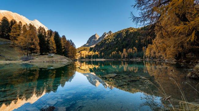 Озеро Пальпуогна, Швейцария