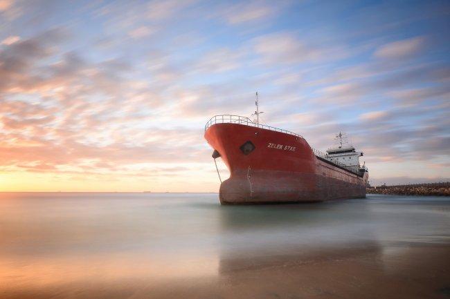 Грузовое судно ZELEK STAR