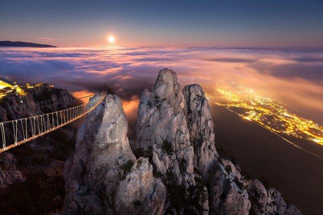 Ай-Петри — гора в Крымских горах